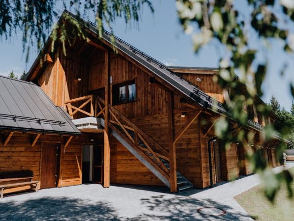 Svatební místo - Kolářova chata Slavíč