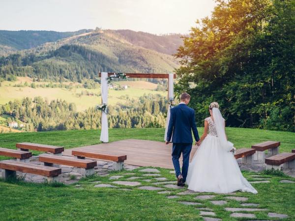 Svatební místo - Resort Nová Polana