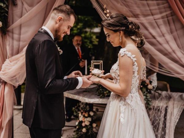 Svatební místo - RESORT CATTALEYA