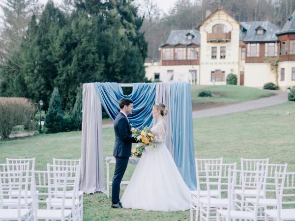 Svatební místo - Zámeček Podčejk