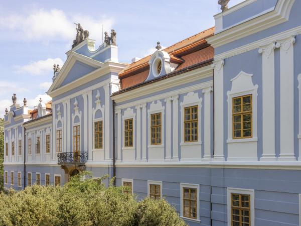 Svatební místo - Chateau Peruc