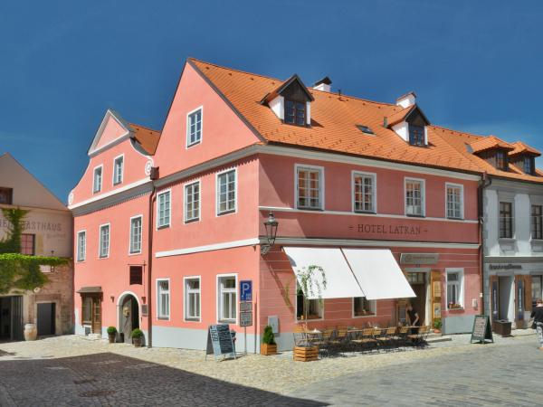 Svatební místo - Hostinec Depo & Hotel Latrán Český Krumlov