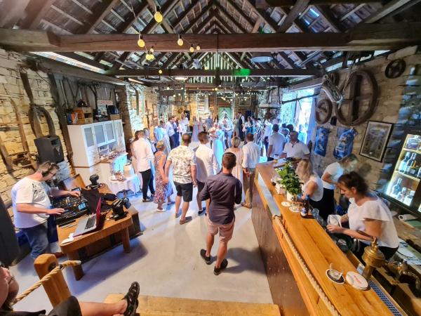 Svatební stodola Žítková