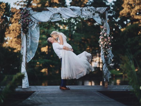 Svatební místo - Resort Mlýn Černovice